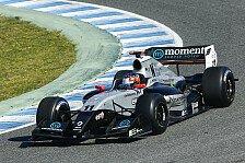 WS by Renault - Heftiger Unfall nach dem Start: Stevens gewinnt Auftakt der Formel Renault