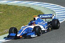 GP3 - Martsenko ersetzt Taranov: Fahrerwechsel bei Hilmer
