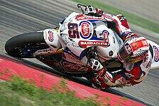 Superbike - Rea auf eins, Haslam verschwendet Zeit: Gemischte Gef�hle bei Pata Honda