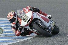 Moto2 - Cortese fliegt heftig ab: Zarco auch im zweiten Training voran