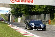 Blancpain GT Serien - Ferrari beim Heimspiel stets im Blickfeld: Unfall in Lesmo-Kurven