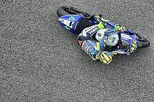 MotoGP - Ein Schritt nach vorne: Rossi mit Verbesserungen an der M1