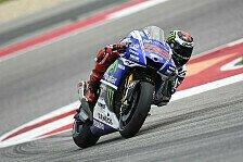 MotoGP - Vielleicht um Platz 3 oder 4 k�mpfen: Lorenzos Albtraum nimmt kein Ende