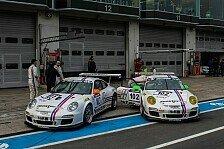 NLS - Huber Motorsport erzielt gutes Ergebnis