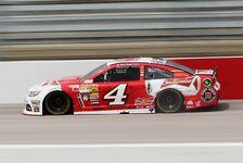 NASCAR - Patrick startet erneut aus der Top-10: Zweite Saison-Pole f�r Harvick