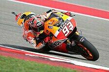 MotoGP - So stark sind die MotoGP-Asse in Austin drauf: Favoriten-Check: Wer soll Marquez schlagen?