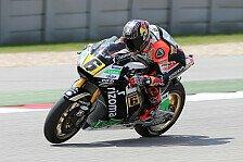 MotoGP - Das Rennen wird hart: Bradl darf von zweitem Podiumsplatz tr�umen