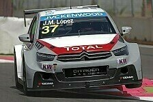 WTCC - Sebastian Loeb auf Startplatz drei: Citroen dominiert Qualifying in Marrakech