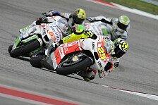 MotoGP - Die Ducati hat ihre Grenzen: Iannone: Sehr knapp am Limit bewegt
