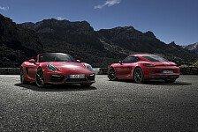 Auto - Vier exklusive Neuheiten f�r den chinesischen Markt: Weltpremiere f�r Boxster GTS und Cayman GTS