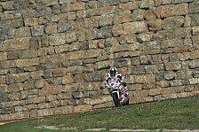 Superbike - An der Spitze dranbleiben: Pata Honda: Zufriedenheit und Frustration