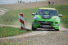 ADAC Opel Rallye Cup - ADAC Opel Rallye Cup gelingt gute Generalprobe: Emil Bergkvist siegt bei der Rallye Erzgebirge