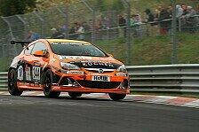 VLN - F�hrungswechsel in der Gesamtwertung: Astra OPC Cup - Erfolg f�r Schrick/Luostarinen
