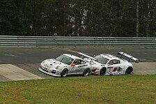 VLN - Keine Schramme am Porsche: Top-Ten-Ergebnis f�r PoLe Racing
