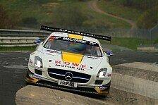 VLN - Platz drei in der Eifel: Rowe Racing auf dem Siegerpodium