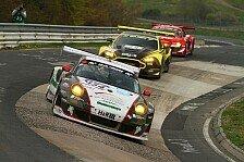 NLS - Klassensieg für den Wochenspiegel-Porsche