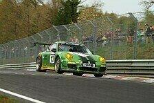 VLN - An der Spitze angekommen: Dritter Klassenrang f�r Kappeler Motorsport