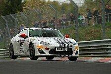NLS - TMG GT86 Cup - Dritter Lauf steht bevor