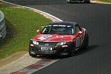 VLN - Verschenkter Sieg f�r den Mazda: Berg- und Talfahrt f�r Rent4Ring