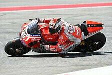 MotoGP - Ein ganz besonderes Gef�hl: Dovizioso: Wir haben nie aufgegeben