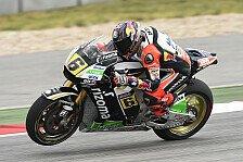 MotoGP - Schwer, diese Niederlage zu akzeptieren: Bradl: Vorderreifen verhindert Podium