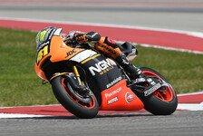 MotoGP - Nur von Repsol Honda geschlagen: Espargaro d�piert Werks-Yamahas