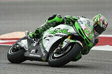 MotoGP - Redding mit Crash, Abraham mit Punkten: Aspar f�hrt Honda-Production-Armada an