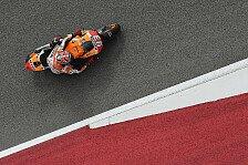 MotoGP - Habe am Ende etwas f�r die Show getan: Marquez langweilt sich im Rennen
