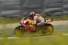 MotoGP - Sechste Bestzeit des Wochenendes: Marquez gibt auch im Warm Up den Ton an