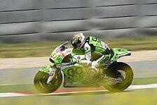 MotoGP - Wir wussten, dass es nicht leicht werden w�rde: Bautista st�rzt in Austin �bers Vorderrad