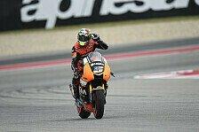 MotoGP - Edwards: Zuversicht dank neuem Material