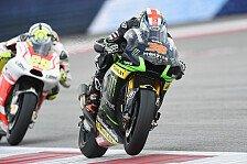 MotoGP - Smith bester Yamaha-Pilot: Starker Auftakt f�r Tech 3