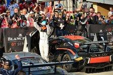 Blancpain GT Serien - Ferrari mit wenig Erfolg daheim: ART-McLaren re�ssiert beim Aufgalopp in Monza