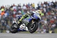 MotoGP - R�tselraten �ber rasanten Abbau: Erneut Probleme mit Bridgestone-Reifen