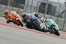 Moto2 - Punktejagd im Land der Gauchos: Krummenacher will an Austin ankn�pfen