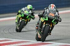 MotoGP - Ein anstrengendes Rennen: Smith und Espargaro happy in Texas
