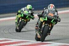 MotoGP - Fortschritte best�tigen: Tech3: Aufw�rtstrend dank Br�nn-Test?