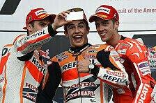 MotoGP - Bilderserie: Der Beste? Marquez im Legenden-Vergleich
