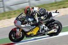 Moto2 - Folger nur knapp geschlagen: Warm Up: Bestzeit f�r Kallio