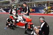 Moto3 - Nicht so cool wie die Anderen
