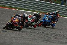 Moto3 - �ttl auf Rang elf: Miller holt Pole in verregnetem Qualifying
