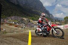 MX/SX - Weiter in Schlagdistanz zur WM-Spitze: Platz vier f�r Nagl in Arco