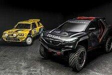 Dakar - Bilder: So sieht Peugeots 2008 DKR aus