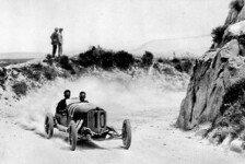 Mehr Motorsport - Sieg bei Targa Florio und Coppa Florio 1924: Vor 90 Jahren: Mercedes' epischer Doppel-Triumph
