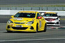 VLN - Opel Astra-Mannschaft zuverl�ssig: Turbulentes Rennen f�r Kappeler Motorsport