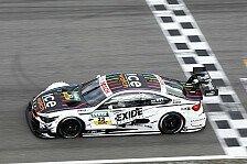 DTM - BMW vor Audi und Mercedes: Hockenheim - Tag 2: Wieder Wittmann