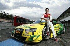DTM - Audi bereit f�r den Saisonstart: Rockenfeller: Schritte in richtige Richtung