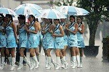 Formel 1 - Regen im Anmarsch: Wetterprognose: Nasses Qualifying droht