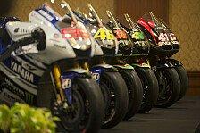 MotoGP - M�ssen sich einen anderen Hersteller suchen: Yamaha will 2015 keine Rahmen an Forward liefern