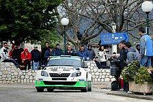 Mehr Rallyes - Das Gripniveau kann in fast jeder Kurve anders sein: ERC: Skoda-Fahrer planen Oster�berraschung